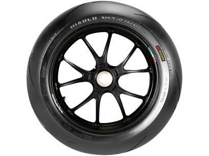 "Pneu Moto Aro 17"" Traseiro Pirelli 180/55 73W - Racing Diablo Supercorsa"