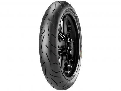"""Pneu Moto Aro 17"""" Dianteiro Pirelli 110/70 54H(R) - Sport Diablo Rosso II"""