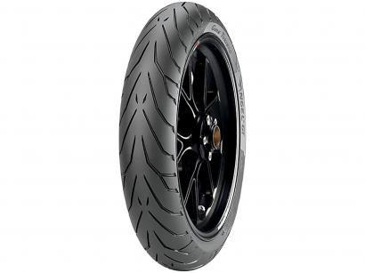 "Pneu Moto Aro 17"" Dianteiro Pirelli 120/70 58W - Sport Touring Angel GT"