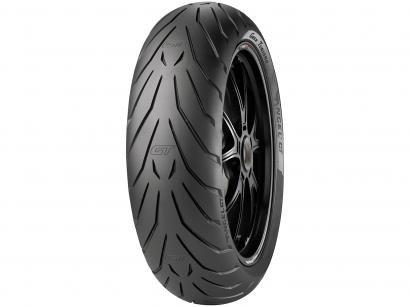 "Pneu Moto aRO 17"" Traseiro Pirelli 180/55 73W - Sport Touring Angel GT"