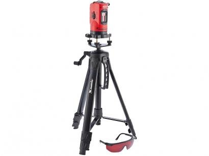 Nível a Laser MTX 350339 Alcance 10m - com Tripé