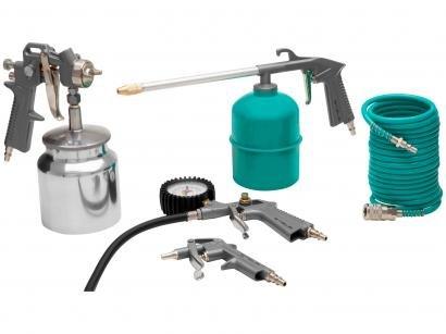 Kit de Acessórisos para Compressor 5 Peças Stels - 5730255