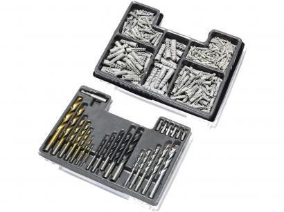 Jogo de Brocas para Concreto MTX 300 Peças - 725779