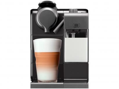 Cafeteira Expresso de Cápsula Nespresso - Lattissima Touch F521-SI Preta 19 Bar