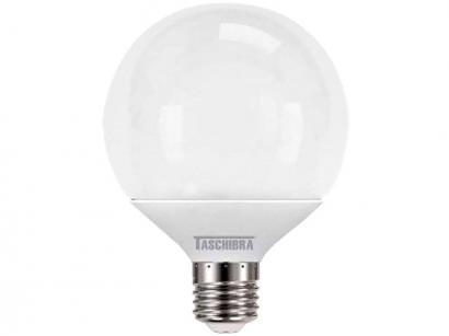 Lâmpada LED 9,5W 3000K Amarela Taschibra - Globo 100