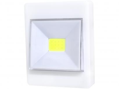Lâmpada LED Compacta 3W 6500K Branca - Taschibra Mini Lumi