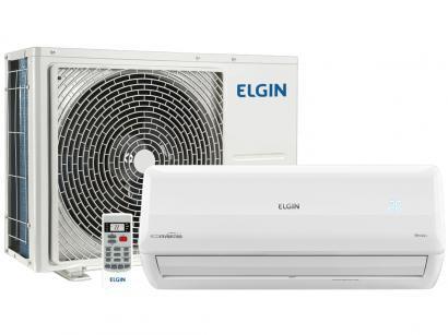 Ar-Condicionado Split Elgin Inverter 24.000 BTUs - Quente/Frio Eco 45HVQI24B2IA