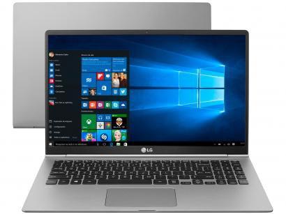 "Notebook LG Gram 15Z980-G.BH72P1 Intel Core i7 8GB - SSD 256GB LED 15,6"" Full HD Windows 10"