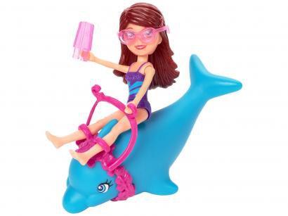 Boneca Polly Pocket Conjuntos Praia - com Acessórios Mattel