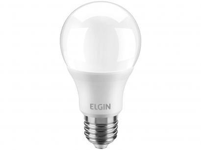 Lâmpada LED 12W 6500K Branco Frio Elgin - Bulbo A60
