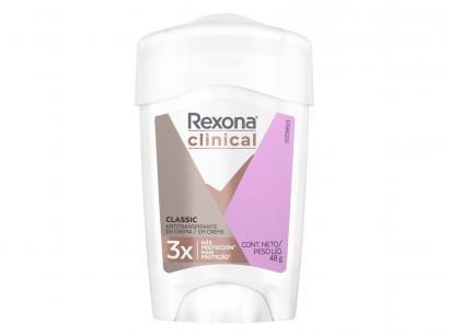 Desodorante Rexona Clinical Antitranspirante - Feminino 48g