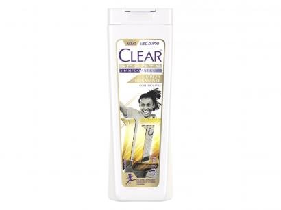 Shampoo Clear Sports Limpeza Hidratante - 200ml