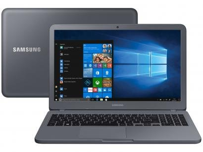 "Notebook Samsung Expert + Gfx X40 Intel Core i5 - 8GB 1TB LED 15,6"" Placa de..."