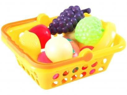 Cesta de Frutas 12 Peças Bel Fix - 923500