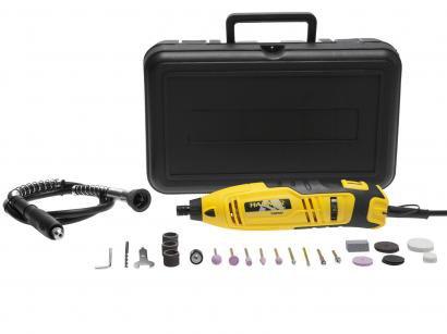 Microrretífica Hammer GYMI150K_110 150W - 41 Acessórios com Maleta