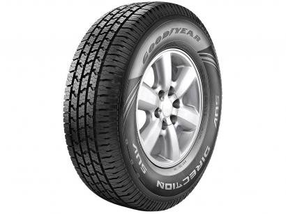 "Pneu Aro 16"" Goodyear 265/70R16 112H SL - Direction SUV"
