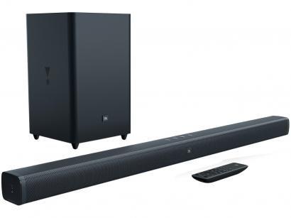 Soundbar JBL com Subwoofer 100W - Bar 2.1