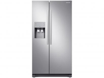 Refrigerador Samsung Frost Free Side by Side 501L - RS50N3413S8/AZ