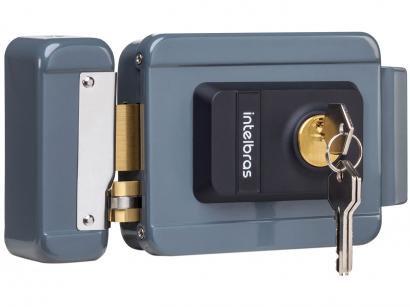 Fechadura Elétrica para Porta Intelbras - FX 2000