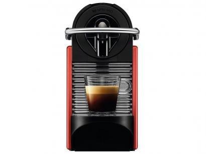 Cafeteira Expresso de Cápsula Nespresso Pixie D60 - Carmin 19 Bar