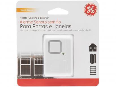 Alarme de Porta e Janela Sem Fio GE - 038132