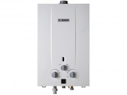 Aquecedor de Água à Gás Bosch Therm 1000F - GLP 7,5L/min