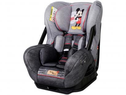 Cadeira para Auto Reclinável Disney 4 Posições - Eris Denim Mickey Mouse para...