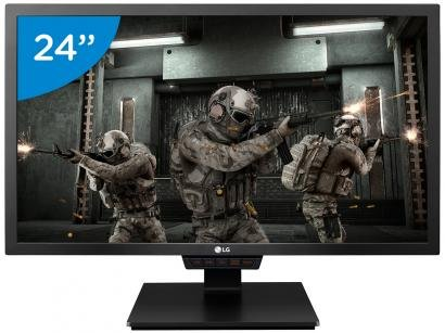"Monitor Gamer Full HD LG LED Widescreen 24"" - 24GM79G-B"