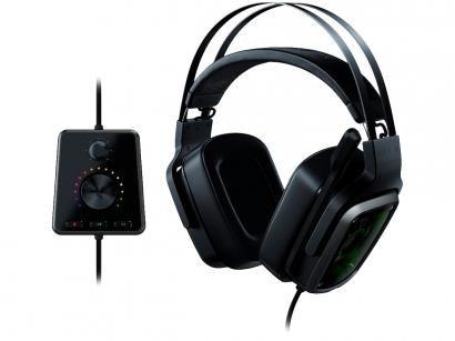 Headset Gamer para PC Razer Tiamat 7.1 V2 - Iluminado