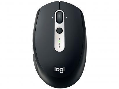 Mouse Sem Fio Sensor Óptico 1000dpi Logitech - M585