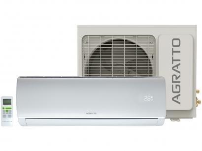 Ar-condicionado Split Agratto 22.000 BTUs - Quente/Frio Eco ECS22QF-R4 22QF-R4...