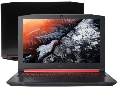 "Notebook Gamer Acer Aspire Nitro 5 AN515-51-77FH - Intel Core i7 8GB 1TB 15,6""..."