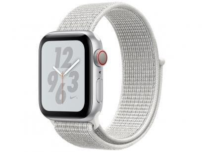 Apple Watch Nike+ Series 4 40mm Cellular - GPS Integrado Wi-Fi Bluetooth...