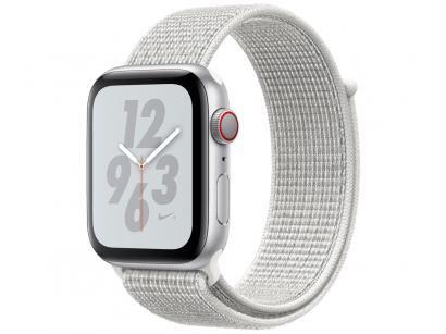 Apple Watch Nike+ Series 4 44mm Cellular - GPS Integrado Wi-Fi Bluetooth...