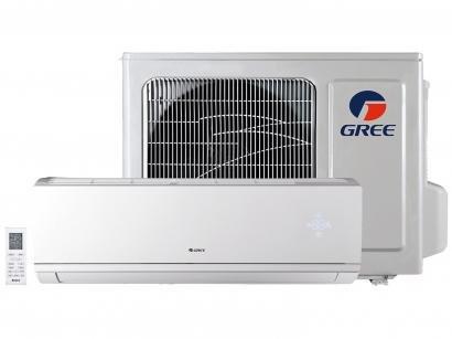 Ar-condicionado Split Gree Inverter 12.000 BTUs - Quente/Frio Hi-wall Eco...