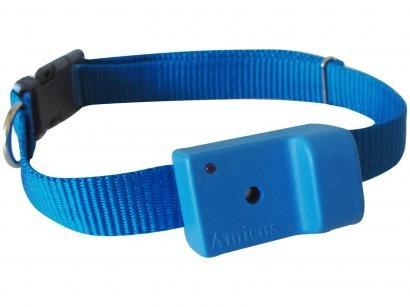 Coleira para Cachorro Anti Latido Sonora Amicus - Smart 2 Plus Azul