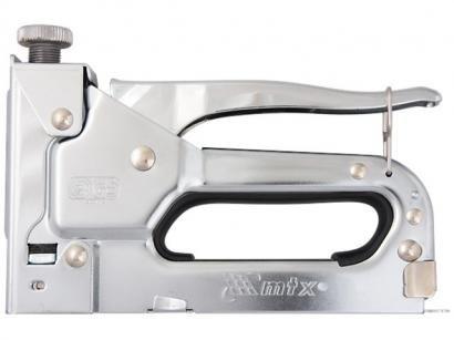 Grampeador de Tapeceiro para Estofado - de Pressão Profissional MTX 409029