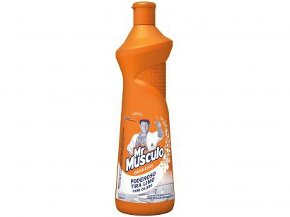 Desinfetante Mr Músculo Banheiro - Tira Limo com Cloro 500ml