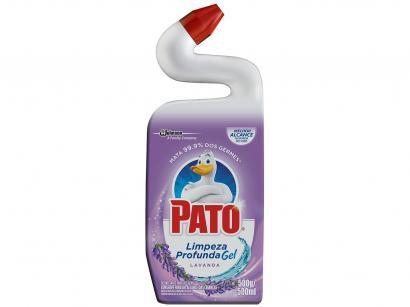 Desinfetante Pato Limpeza Profunda Lavanda - 500ml