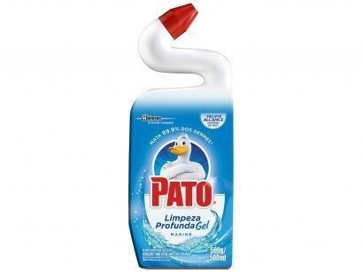 Desinfetante Pato Limpeza Profunda Marine - 500ml