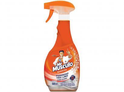 Desinfetante Mr Músculo Tira Limo Pulverizador - 500ml