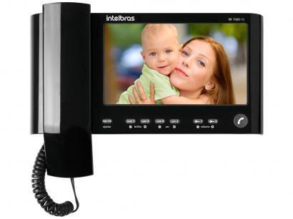 Módulo Interno para Vídeo Porteiro - de Extensão de Áudio Intelbras IV7000 HS