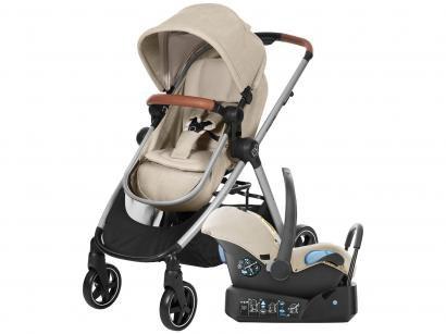 Carrinho de Bebê com Bebê Conforto Maxi-Cosi - Travel System Anna Trio 0 a 15Kg