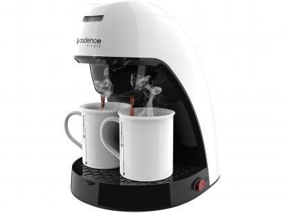 Cafeteira Elétrica Cadence Single CAF210 - Branca 2 Xícaras