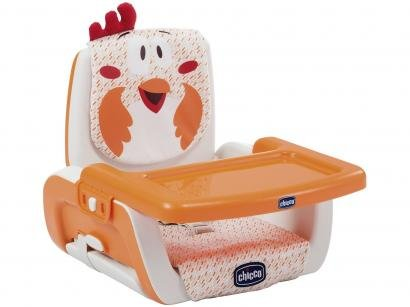 Cadeira de Alimentação Portátil Chicco - Mode Fancy Chicken 3 Posições de Altura