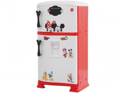 Geladeira de Brinquedo Mickey Xalingo - 6 Peças