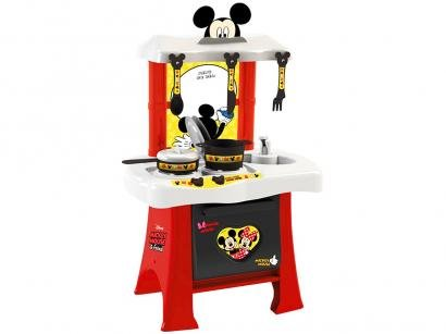 Cozinha Infantil Cozinha Mickey Mouse & Friends - Xalingo