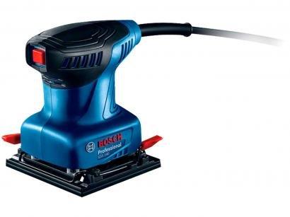 Lixadeira de Palma de Folha Elétrica Bosch - Profissional 114x140mm 220W Ocean GSS 140
