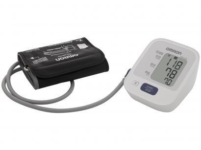 Aparelho Medidor de Pressão Arterial Digital - de Braço Omron HEM 7122