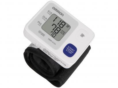 Aparelho Medidor de Pressão Arterial Digital - Esfignomanômetro Automático de...